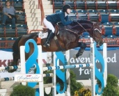 Low Jr/Am at PA National Horse Show